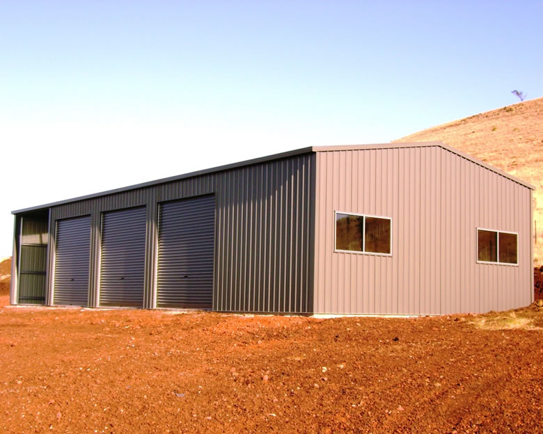 Prefabricated Sheds And Garages