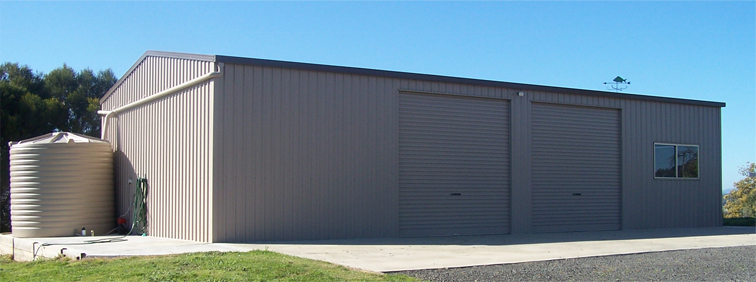 Custom Sheds & Garage Builders - B&G Sheds