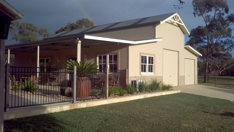 Barn Sheds | American Barn Shed | Aussie Barns Prices ...