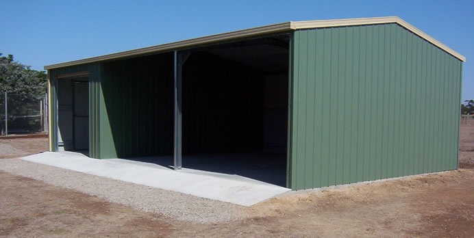 Farm Machinery Sheds